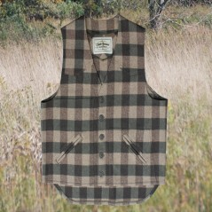 SwitchGrass™ Plaid Vest