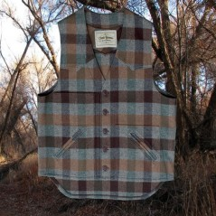 Cottonwood™ Plaid Vest